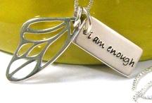 Inspirational Jewelry / by Julie Davis