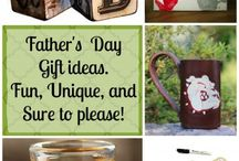 Father's  Day Ideas / by Whitney from Beauty in the Mess