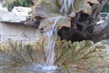 foglie fontane ecc.....