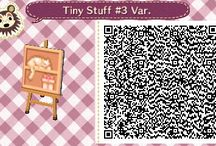 Tiny Stuff #3 Var.Acnl.qr.code