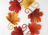 leaves / by Shirley Bennett