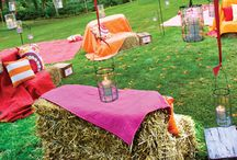 outdoor picnic entertaining / el fresco / by a picnic to go