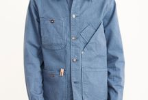 denim outer/shirts