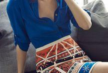 exotic prints fashion