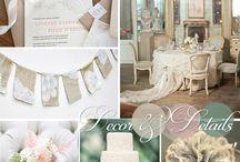 Lace wedding insp