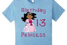 Cute Birthday Shirts