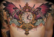 INK / Tattoos, music, stuff
