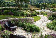 Ogród angielski, naturalny