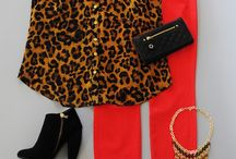 All things leopard print