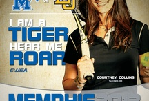 2013 Memphis Game Programs / by Memphis Athletics