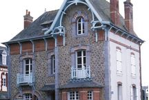 maisons anglo normande