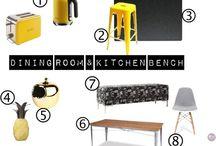 Jarrah Jungle - eDesign Mood Boards / Design boards created by Michelle Johnston for my blog Jarrah Jungle