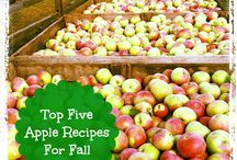 Apples, Pumpkins, & Other Fall Foods / Delicious autumn delights.