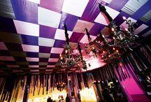Special event ceiling designs
