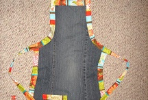 In Stitches--Aprons and Kitchen Stuff