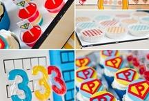 Superhero Parties