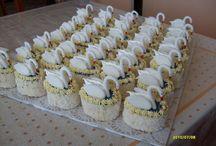 Svadobné koláčiky