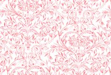 RED-PURPLE-PINK Patterns & Prints