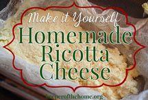 Forslag til hjemmelavede fødevare
