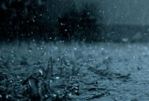 Rainy days ..