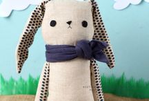 Cute Plush / Cute plush tutorials and inspiration / by Handmade Stuffs Handmade Stuffs