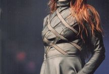 Epica gothic girl