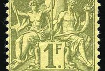 French Obock Stamps