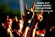Yanis Act Rock Music Collection