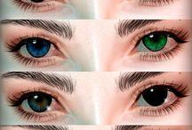 Sims 3 eyes