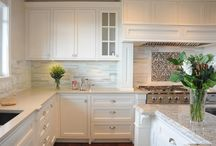 kitchens / by Denise O'Reilly