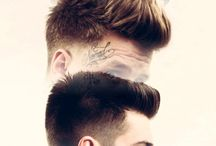 mens hair and fashion