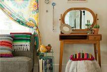 Rooms | Räume / interior and decoration
