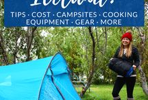 Camping Gear and Hiking Tips / Hiking tips | Hiking destinations | Camping | Camping gear | Beautiful Camping spots | Hiking trails | Thru-Hiking | Trekking | Mountain routes