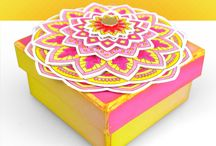 Kaleidoscopes / Explore a new way to enjoy the adult colouring trend with our fantastic Kaleidoscope pads!