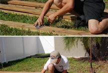 build a raised garden / build a raised garden