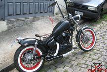 (motociclete) bobber