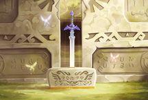 Legend of Zelda / For my Zelda addiction