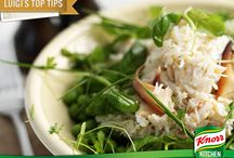 July Inspiration / A few great recipe ideas to get you inspired by Knorr this July!