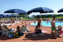 Piscine / #pavimentazione #piscine in #cotto