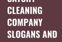 Cleaning Company Slogans and Taglines