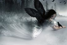 Angels  / by Wicca Dreamers Creations