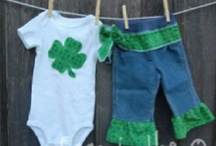 St. Patrick's Day Baby / by WaterWipes USA