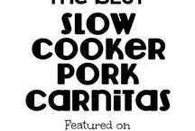 SlowCookerPressureCooker Fall and Winter Recipes / This board has the most popular Fall and Winter CrockPot and Instant Pot Recipes from Slow Cooker  or Pressure Cooker. Slow Cooker or Pressure Cooker; take your choice!