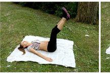 Fitness / Pracuj na svojom tele aj ty.