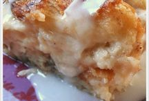 Bread pudding YUM!!! / by Kathee Vogel