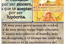 Diario Vivir / Pensamientos y detalles de buen gusto