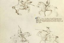 Medieval Riding / Fighting