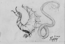 Dragons et merveilles (et peut-être pas mal de prétention)...
