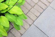 projecten / Een impressie van aan Theeuwes tuinwerk toevertrouwde projecten