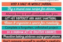 Creativity / Creative stuff